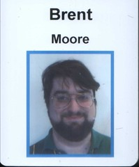 My New ID Badge!