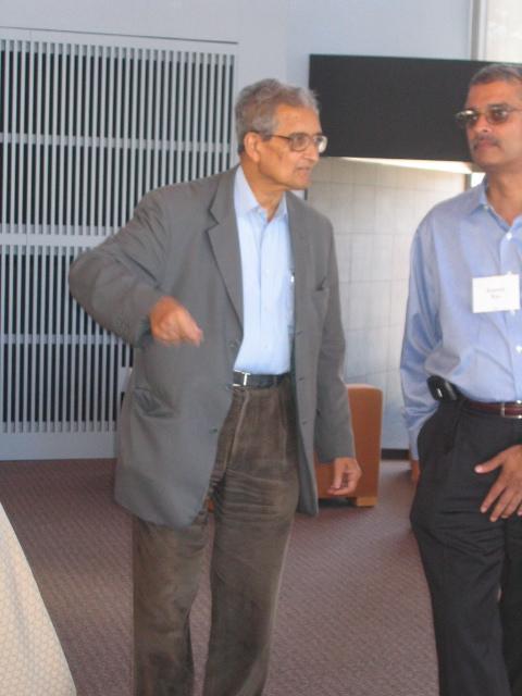 Amartya Sen Luncheon #5