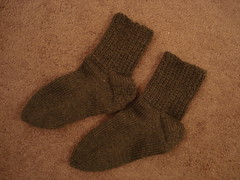 Winter socks 2006