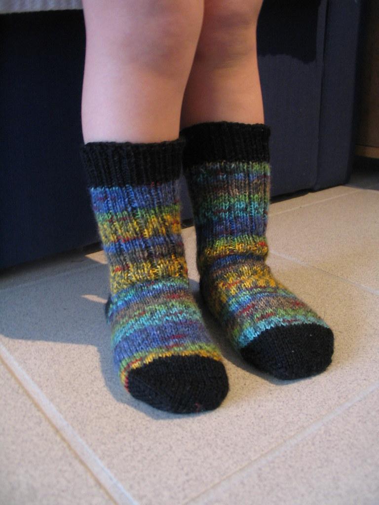 Hundertwasser socks