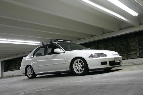 Bf on 93 Honda Civic 4 Door Turbo