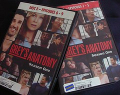 Grey's Anatomy Season one