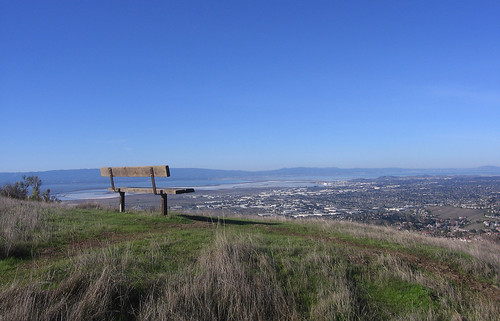 A nice view of Fremont and points north