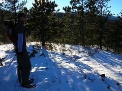 Doug atop Moody Hill