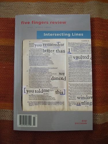 Five Fingers Review Cover