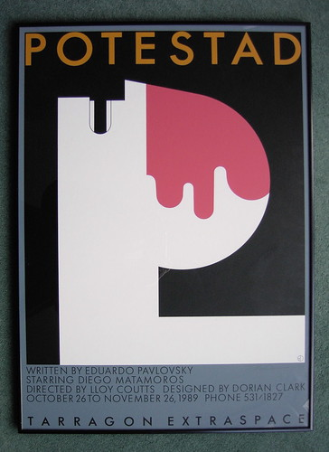Potestad Poster