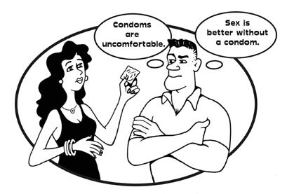 Wear a condom fellas