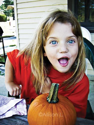 Hannah Goofy Face