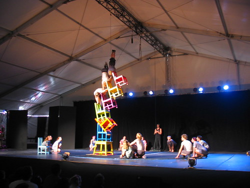 Fruit Fly Circus at the International Children's Festival