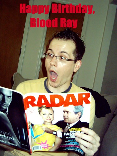 Blood Ray
