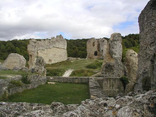 Les Andelys-Chateau Gaillard HY 013