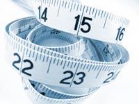 Measuring Tape Closeup