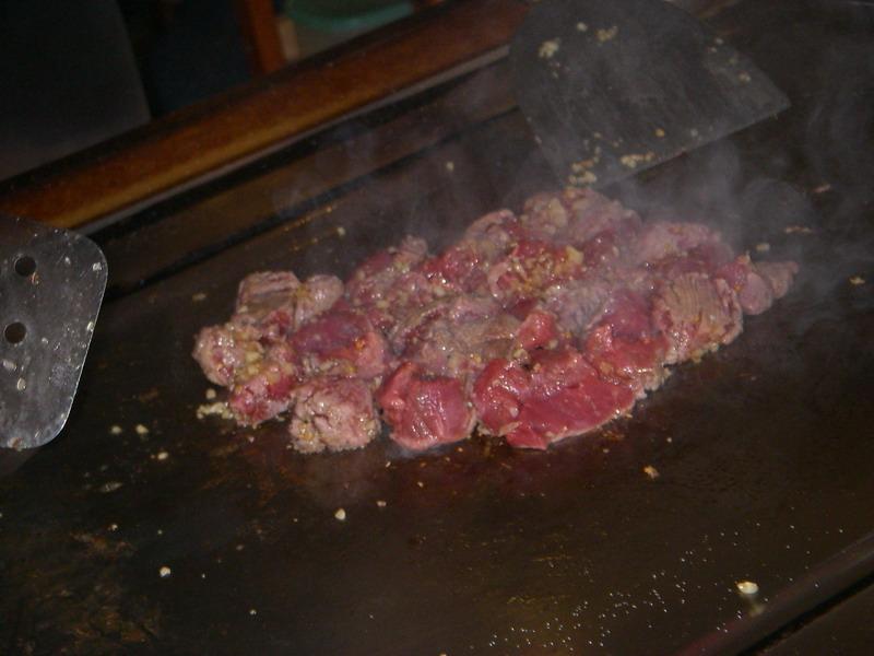 朝日レストラン・焼ける肉