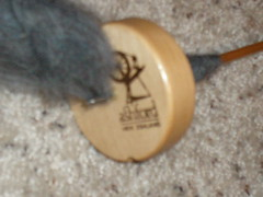 Ashford drop spindle