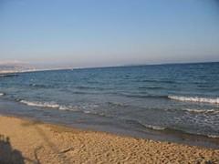 La mer en octobre