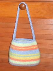 Sophie Felted Bag - Completed