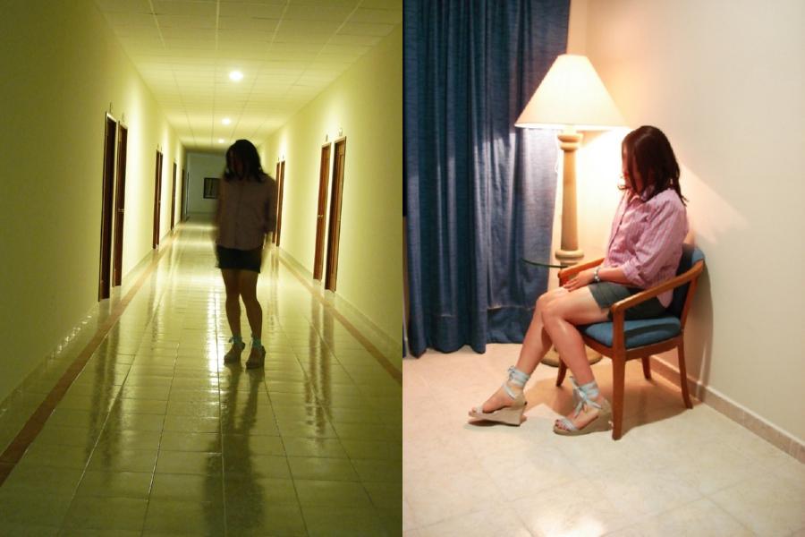 Hotel Ghost Girl