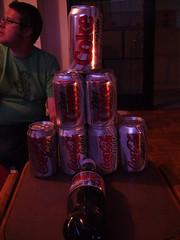 Tower o' Diet Coke
