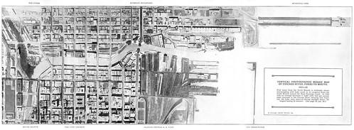 Chicago Aerial 1923