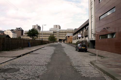 Empty Glasgow