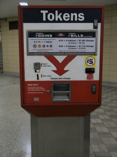 TTC Token Machines
