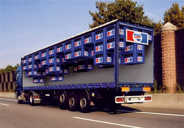 Pepsi Optical Illusions Pictures