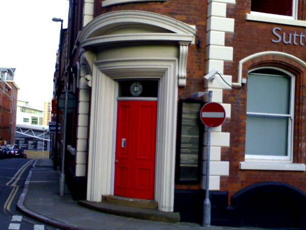 red door – stoney street