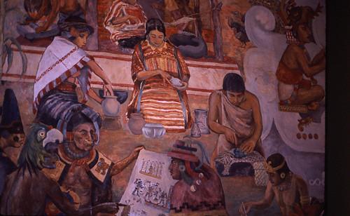 Oaxaca Mural