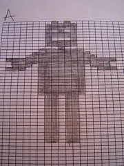 robot pattern A