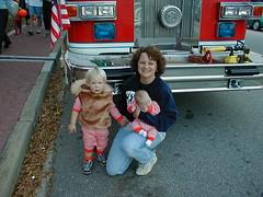 Halloween in Clemson 2001