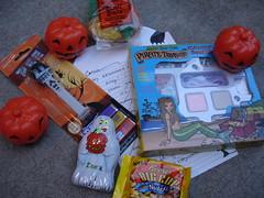 Halloween candyswap