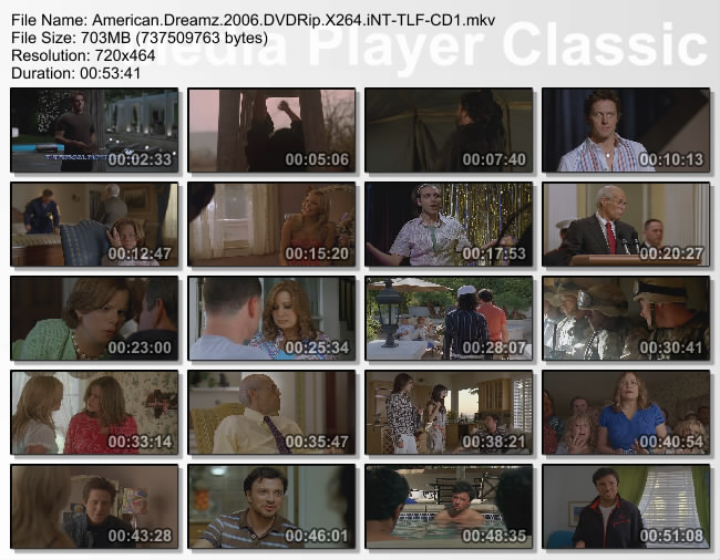 American.Dreamz.2006.DVDRip.X264.iNT-TLF-CD1