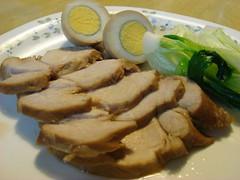 煮豚&煮玉子
