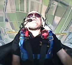 Votec Pilot aerobatics