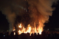 Brockham Bonfire 2006 #7