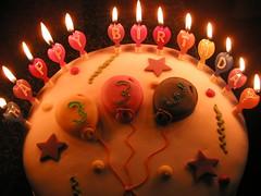 Aaron's 3rd Birthday cake