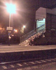 A family tragedy remembered at Southall Station
