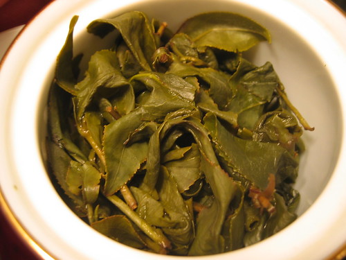 high grade oolong tea