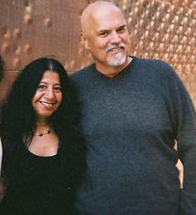 Lorna Dee Cervantes & Alfred Arteaga