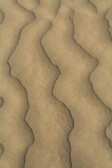 shifting sands..