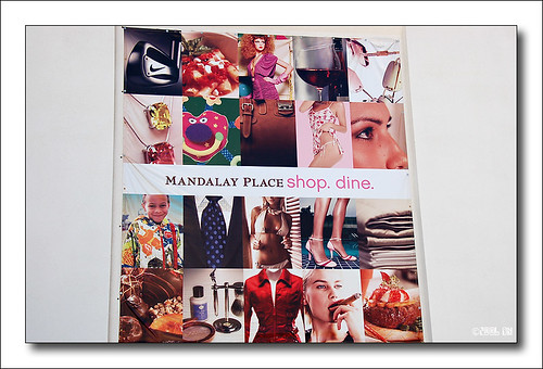 Mandalay Place shop