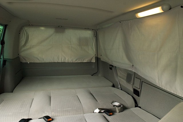Westfalia Replacement Canvas Tops, Window Screens and Curtains.
