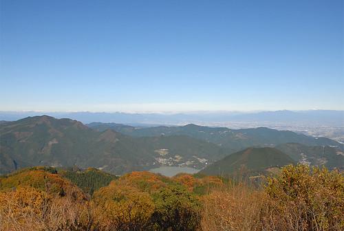 秩父 城峰山