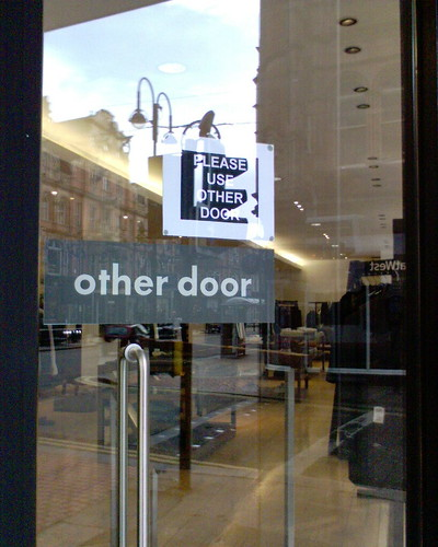 other door