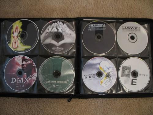Unused CDs