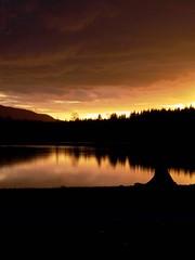 Rattlesnake lake - 11/16/2006