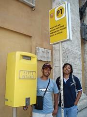 Pejabat Pos Berdekatan St Peter's Basilica, Vatican City
