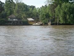 El Tigre River
