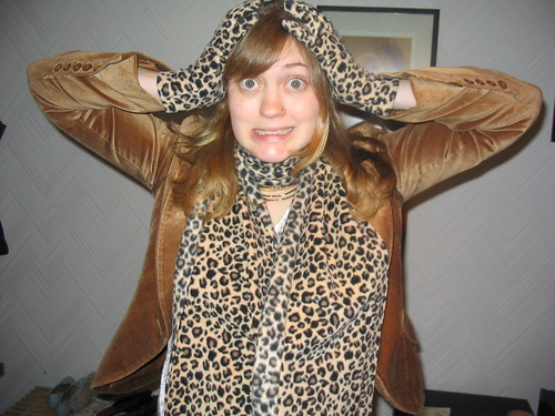 Leopard mania!