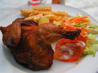 spring chicken 1
